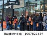 seattle  washington usa  ... | Shutterstock . vector #1007821669