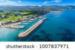 aerial bird's eye view of... | Shutterstock . vector #1007837971