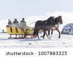 zlatibor  serbia  january 4...   Shutterstock . vector #1007883325