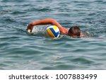 budva  montenegro   august 10 ...   Shutterstock . vector #1007883499