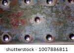the texture is metallic.... | Shutterstock . vector #1007886811
