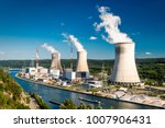 Tihange Nuclear Power Station...