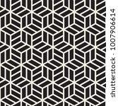 vector seamless stripes pattern.... | Shutterstock .eps vector #1007906614