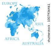vector illustration of world... | Shutterstock .eps vector #1007936461