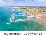 Beautiful Tourist Port Aerial...
