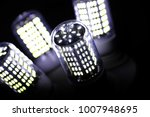 led elements in the lamp. lamps ... | Shutterstock . vector #1007948695