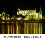 Cathedral Of Light At Night ...
