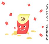 personification red envelopes