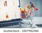 minsk  belarus   january 16 ...   Shutterstock . vector #1007982484