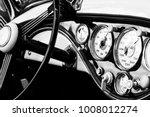 Oldtimer Cockpit Dashboard...