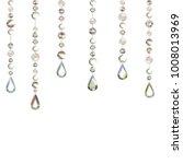 gems. decoration. diamonds.... | Shutterstock .eps vector #1008013969