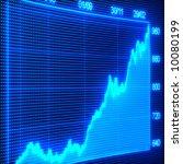 business graph | Shutterstock . vector #10080199