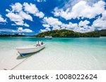 japan okinawa ishigaki kabira...   Shutterstock . vector #1008022624