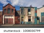 Derelict Houses And Abandone...