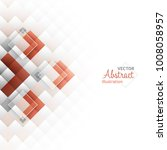 abstract background. square...   Shutterstock .eps vector #1008058957