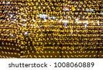 abstract blur bokeh yellow... | Shutterstock . vector #1008060889