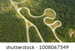 aerial view simulation of the... | Shutterstock . vector #1008067549