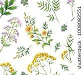 watercolor seamless pattern... | Shutterstock . vector #1008083551