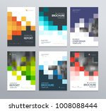 abstract poster cover design...   Shutterstock .eps vector #1008088444