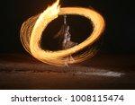Fire Dancing Lital Natanzon Of...