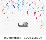 celebration background template ... | Shutterstock .eps vector #1008118309