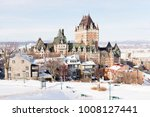 beautiful historic chateau... | Shutterstock . vector #1008127441