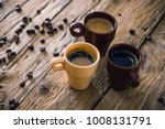 coffee. cup of turkish coffee... | Shutterstock . vector #1008131791