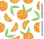 seamless pattern with...   Shutterstock . vector #1008150697