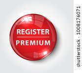 button register  now  color red ... | Shutterstock .eps vector #1008176071