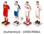russia 2018 soccer world cup a... | Shutterstock .eps vector #1008190861