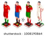 russia 2018 soccer world cup... | Shutterstock .eps vector #1008190864