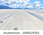 white metal roof | Shutterstock . vector #1008229201