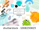 abstract universal art web... | Shutterstock .eps vector #1008250825