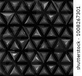 seamless abstract 3d geometric...   Shutterstock .eps vector #1008267301