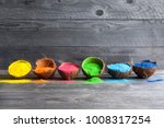 bright colours in coconut... | Shutterstock . vector #1008317254