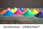 bright colours for indian holi... | Shutterstock . vector #1008320647