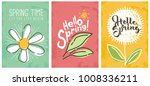 Hello Spring Seasonal Banners...