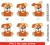 the educational kid matching...   Shutterstock .eps vector #1008352339