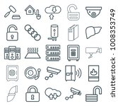 system icons. set of 25...