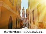 menaggio town  lake como  italy | Shutterstock . vector #1008362311