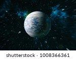 star field in deep space many... | Shutterstock . vector #1008366361