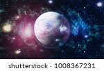 planets  stars and galaxies in... | Shutterstock . vector #1008367231