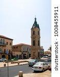 tel aviv  israel   august 18 ... | Shutterstock . vector #1008455911