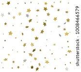background of shiny gold stars. ...   Shutterstock .eps vector #1008466579
