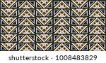 tribal vector ornament....   Shutterstock .eps vector #1008483829