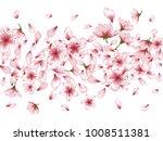 refined blossom elements  apple ...   Shutterstock .eps vector #1008511381