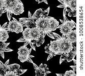 abstract elegance seamless... | Shutterstock . vector #1008538654