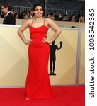 Small photo of LOS ANGELES - JAN 21: Daniella De Jesus at the 24th Screen Actors Guild Awards - Press Room at Shrine Auditorium on January 21, 2018 in Los Angeles, CA