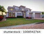 modern multilevel house... | Shutterstock . vector #1008542764