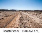 Rocky Hills Of The Negev Desert ...